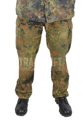 Bundeswehr Military Uniform Pants, Flecktarn, Used
