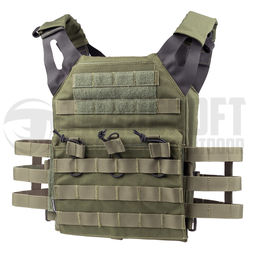 Emerson Jumpable Plate Carrier with SAPI Replica Plates, OD