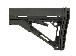 Big Dragon Collapsible Stock with Friction Lock, Black (Compact/Type Restricted)