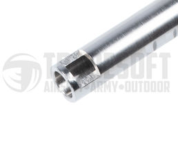 Lambda 6.03mm SMART03 Nickel Coated Steel Precision Inner Barrel for AEG (363mm)