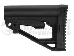 LCT AK-12 Collapsible Stock, Black