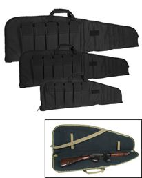 Mil-Tec Rifle Carry Bag 120cm, Black