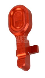 RetroArms Aluminum Bolt Catch Release for M4/M16 Series, Red