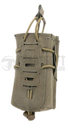 Templar's Gear Open-Top Single Magazine Pouch Gen. 3 for One AK or M4/M16 Mag, Ranger Green (Shingle 1x1)