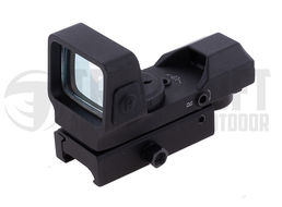Vector Optics Sable 1x25x34 Red/Green Dot Sight with 4 Reticles