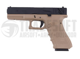 WE G Series 18C Gen. 4 GBB, Tan